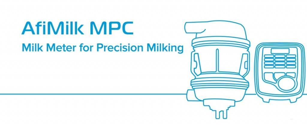 Debitmetru de lapte AfiMilk MPC