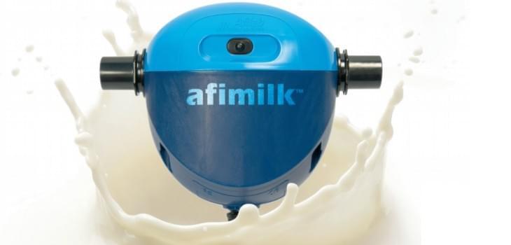 analizatorul de lapte AfiLab